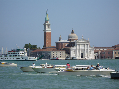 il Degrado di Venezia