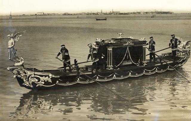 La Barca dei Morti