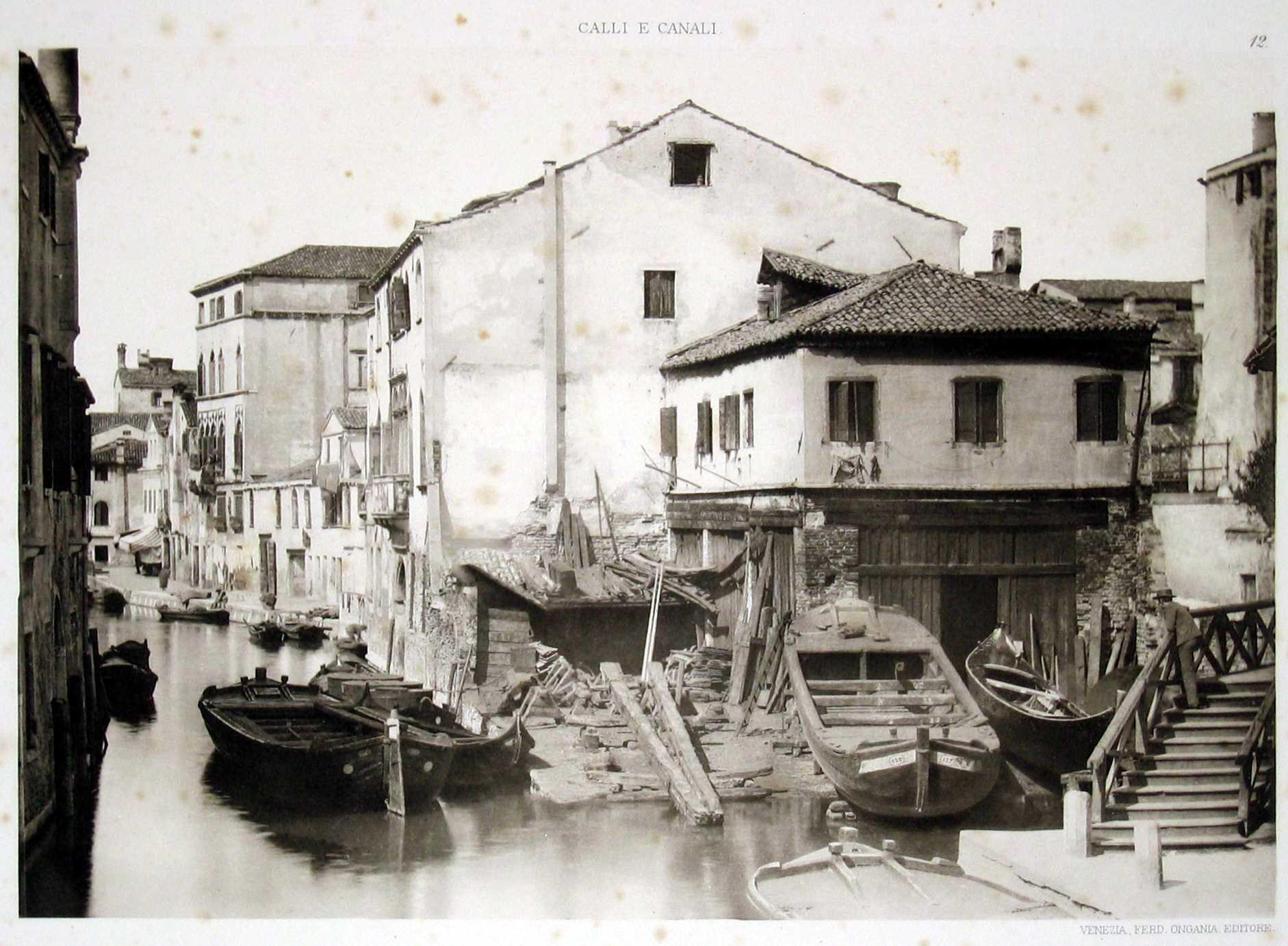 Venezia Mia. Armonie di vita popolare