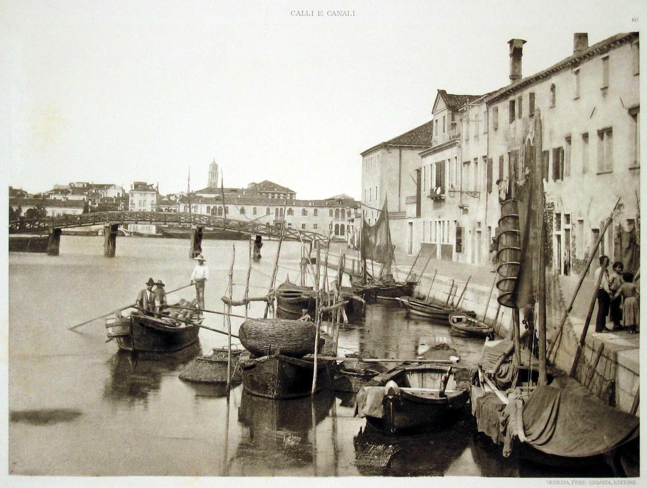 Venezia di una volta…