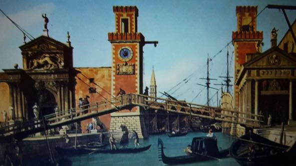 Arsenale: Arzanà