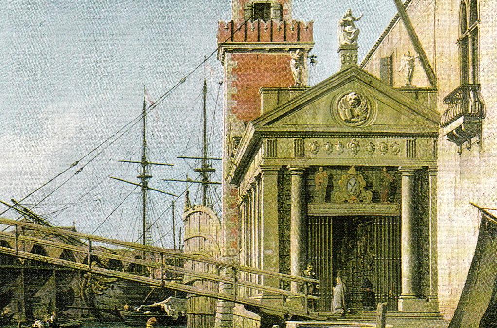 Soci Arzanà promuovono Museo Navale in Arsenale