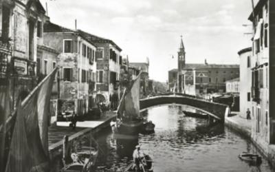 Vecchie foto di Chioggia