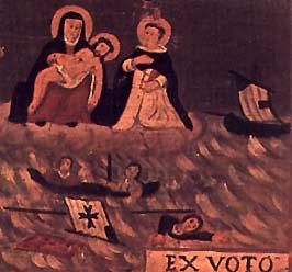 ex voto marinari